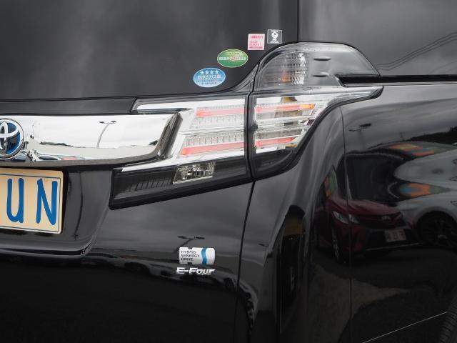 ZR Gエディション ワンオーナー禁煙車 プリクラッシュ&レーダークルーズ 純正9型ナビ 純正11型後席ディスプレイ Bカメラ  Pトランク 両自動 黒革シート ドラレコ付(51枚目)