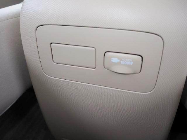 アエラス ウェルキャブサイドリフトアップシート脱着タイプ電動式  ワンオーナー禁煙車 純正8インチナビ アルパインリヤビジョン バックカメラ ソナー 両自動 純正ドラレコ付(42枚目)