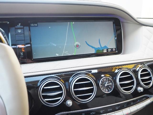 S550 4マチック ファーストクラスパッケージ 後席左右独立シート デジーノスタイルパッケージ Burmesterサウンド レーダーセーフティ パノラミックルーフ リヤエンタ-テイメント 360度カメラ ナイトビュー(38枚目)