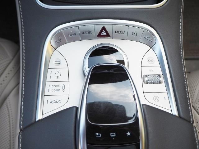 S550 4マチック ファーストクラスパッケージ 後席左右独立シート デジーノスタイルパッケージ Burmesterサウンド レーダーセーフティ パノラミックルーフ リヤエンタ-テイメント 360度カメラ ナイトビュー(43枚目)