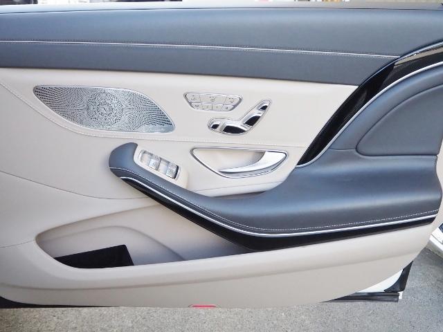 S550 4マチック ファーストクラスパッケージ 後席左右独立シート デジーノスタイルパッケージ Burmesterサウンド レーダーセーフティ パノラミックルーフ リヤエンタ-テイメント 360度カメラ ナイトビュー(61枚目)