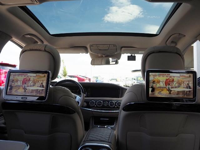 S550 4マチック ファーストクラスパッケージ 後席左右独立シート デジーノスタイルパッケージ Burmesterサウンド レーダーセーフティ パノラミックルーフ リヤエンタ-テイメント 360度カメラ ナイトビュー(65枚目)