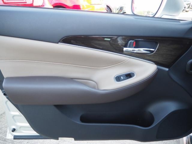 Fバージョン J-フロンティア 特別仕様車 ワンオーナー禁煙車 OPモデリスタエアロキット OPインテリジェントパーキングアシスト2 スモーキーブラウンナッパ革シート セーフティセンスP OP18インチAW(52枚目)