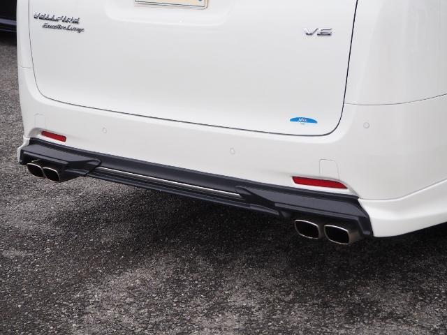 3.5エグゼクティブラウンジ 4WD ワンオーナー禁煙車 OP・ツインサンルーフ OP・TRDエアロ OP・寒冷地仕様車 セーフティセンス JBL メーカーナビ リヤエンタメ 全周囲 Pバックドア Dインナーミラー 本革シート(12枚目)