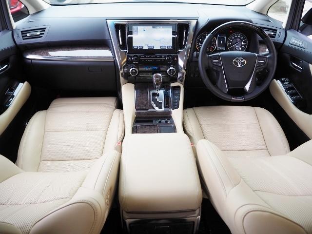 3.5エグゼクティブラウンジ 4WD ワンオーナー禁煙車 OP・ツインサンルーフ OP・TRDエアロ OP・寒冷地仕様車 セーフティセンス JBL メーカーナビ リヤエンタメ 全周囲 Pバックドア Dインナーミラー 本革シート(21枚目)