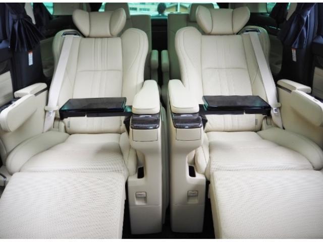 3.5エグゼクティブラウンジ 4WD ワンオーナー禁煙車 OP・ツインサンルーフ OP・TRDエアロ OP・寒冷地仕様車 セーフティセンス JBL メーカーナビ リヤエンタメ 全周囲 Pバックドア Dインナーミラー 本革シート(26枚目)