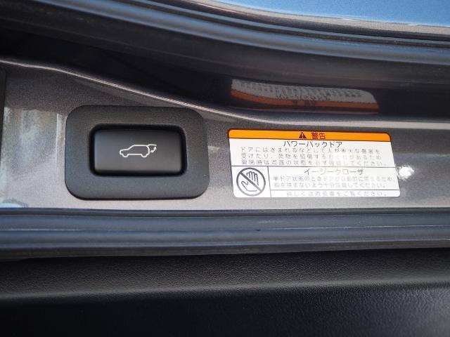 ZX ワンオーナー 禁煙車 走行1.8万キロ OP・メーカーナビ OP・マルチテレインモニター OP・リヤエンタ-テイメント OP・パワーバックドア OP・ルーフレール セーフティセンス BSM 黒革 SR(32枚目)