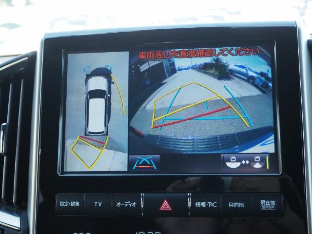 ZX ワンオーナー 禁煙車 走行1.8万キロ OP・メーカーナビ OP・マルチテレインモニター OP・リヤエンタ-テイメント OP・パワーバックドア OP・ルーフレール セーフティセンス BSM 黒革 SR(40枚目)