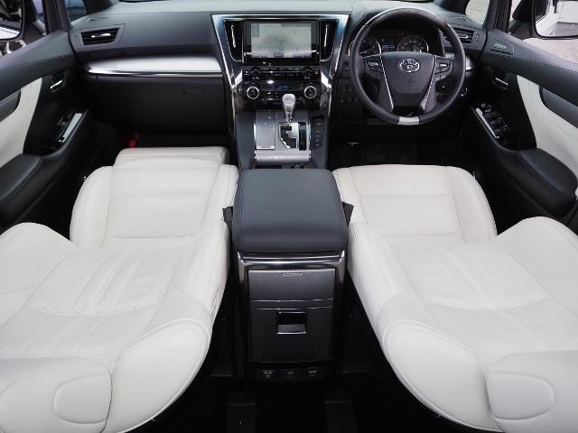 3.5エグゼクティブラウンジZ 1オーナー禁煙車 OP・ツインサンルーフ OP・TRDエアロマフラーセット OP・寒冷地仕様車 OP・置くだけ充電 セーフティセンス JBL メーカーナビ リヤエンタメ 全周囲 白革シート(21枚目)