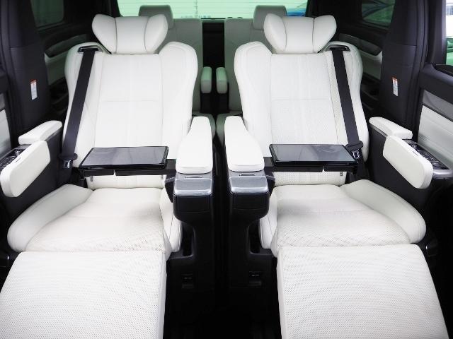3.5エグゼクティブラウンジZ 1オーナー禁煙車 OP・ツインサンルーフ OP・TRDエアロマフラーセット OP・寒冷地仕様車 OP・置くだけ充電 セーフティセンス JBL メーカーナビ リヤエンタメ 全周囲 白革シート(26枚目)