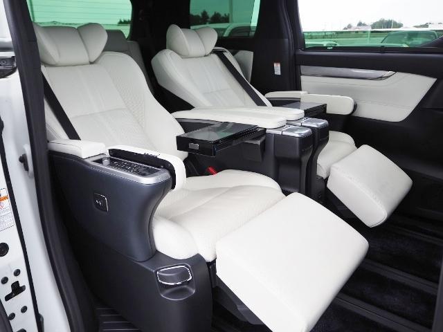 3.5エグゼクティブラウンジZ 1オーナー禁煙車 OP・ツインサンルーフ OP・TRDエアロマフラーセット OP・寒冷地仕様車 OP・置くだけ充電 セーフティセンス JBL メーカーナビ リヤエンタメ 全周囲 白革シート(28枚目)
