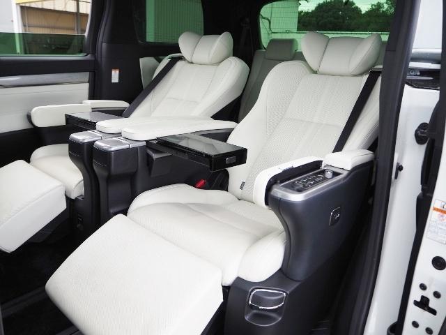 3.5エグゼクティブラウンジZ 1オーナー禁煙車 OP・ツインサンルーフ OP・TRDエアロマフラーセット OP・寒冷地仕様車 OP・置くだけ充電 セーフティセンス JBL メーカーナビ リヤエンタメ 全周囲 白革シート(29枚目)