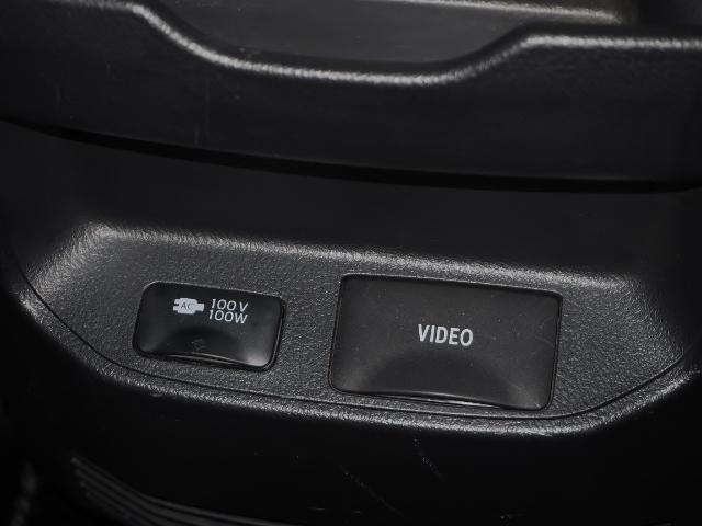 SR ワンオーナー 禁煙車 OP・メーカーHDDナビ バックカメラ アルパインリヤビジョン OP・100V/100Wコンセント 両自動ドア(35枚目)