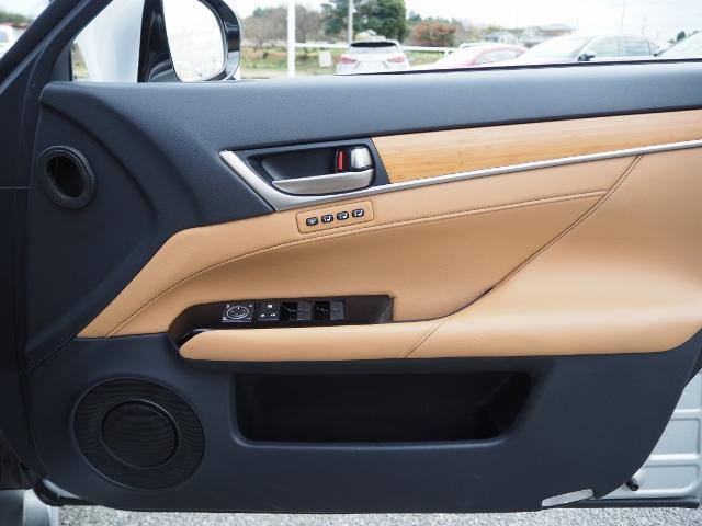 GS450h バージョンL 走行1.6万キロ 1オーナー 禁煙車 OP・プリクラッシュ&レーダークルーズ&ドライバーモニター OP・BSM OP・AHB OP・ソナー トパーズブラウン本革シート メーカーナビ Bカメラ ドラレコ(44枚目)
