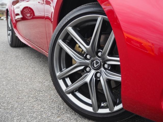 IS300h Fスポーツ 4WD ワンオーナー禁煙車 セーフティシステムプラス OP・サンルーフ OP・三眼LEDヘッドランプ OP・マークレビンソン OP・BSM/RCTA OP・ソナー OP・寒冷地仕様車 OP・ドラレコ(15枚目)