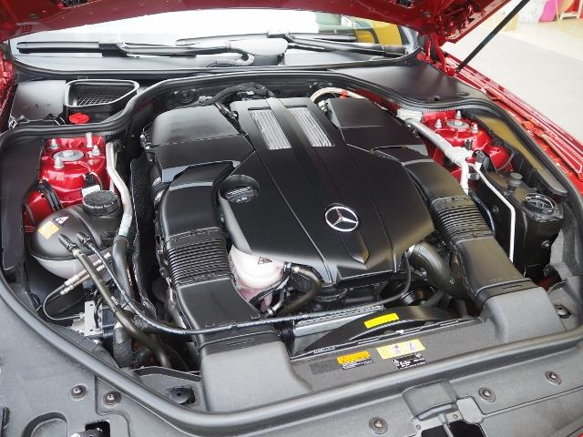 SL400 走行1.2万キロ ワンオーナー禁煙車 レーダーセーフティパッケージ パノラミックバリオルーフ AMG製19AW ブラックナッパレザー 電動ドラフトストップ オートトランクカバー HDDナビBカメラ(62枚目)