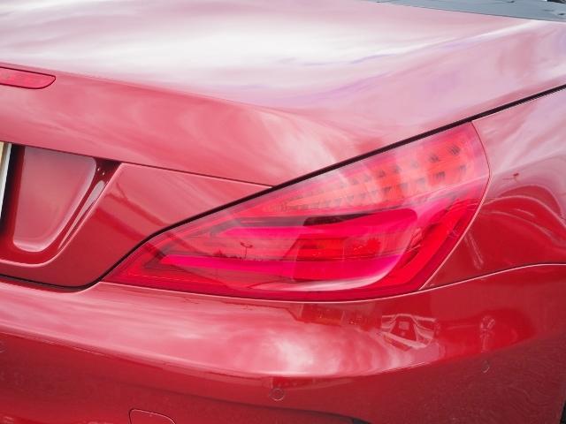 SL400 走行1.2万キロ ワンオーナー禁煙車 レーダーセーフティパッケージ パノラミックバリオルーフ AMG製19AW ブラックナッパレザー 電動ドラフトストップ オートトランクカバー HDDナビBカメラ(63枚目)