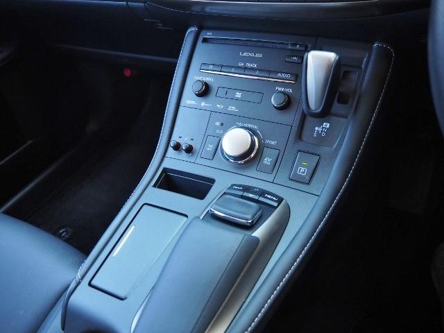 CT200h バージョンC ワンオーナー禁煙車 走行2.1万キロ セーフティシステムプラス OP・Ltexコンビシート/シートヒーター 10.3インチSDナビ バックカメラ OP・ソナー LEDヘッドランプ 純ドラレコ付(37枚目)