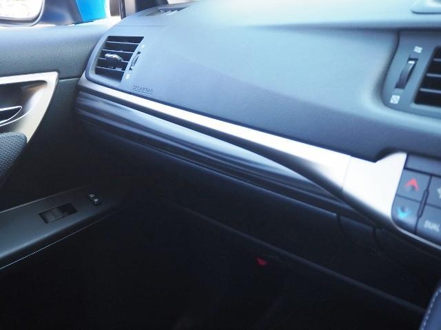 CT200h バージョンC ワンオーナー禁煙車 走行2.1万キロ セーフティシステムプラス OP・Ltexコンビシート/シートヒーター 10.3インチSDナビ バックカメラ OP・ソナー LEDヘッドランプ 純ドラレコ付(54枚目)