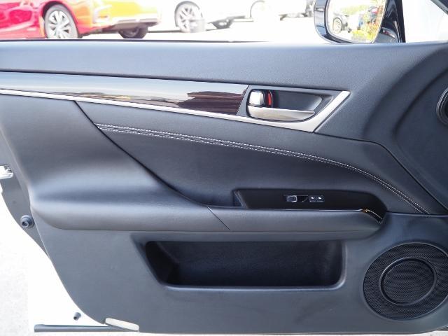 GS350 Fスポーツ ワンオーナー禁煙車 セーフティシステムプラス OP・サンルーフ OP・三眼LEDヘッドランプ OP・ソナー 黒革シート 12.3インチSDナビ Bカメラ 純ドラレコ(47枚目)