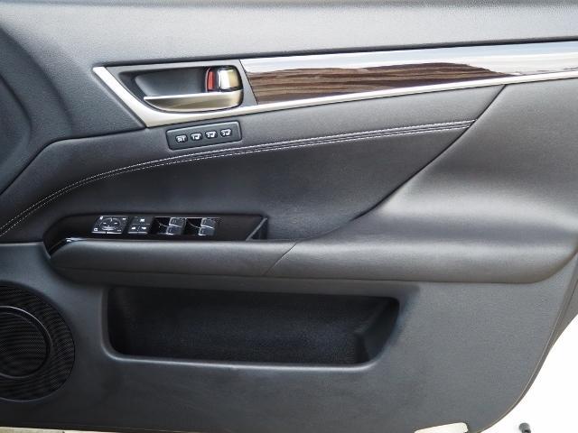 GS350 Fスポーツ ワンオーナー禁煙車 セーフティシステムプラス OP・サンルーフ OP・三眼LEDヘッドランプ OP・ソナー 黒革シート 12.3インチSDナビ Bカメラ 純ドラレコ(48枚目)