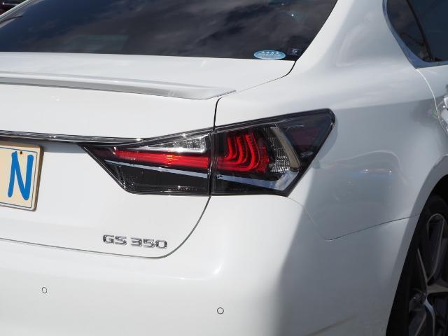 GS350 Fスポーツ ワンオーナー禁煙車 セーフティシステムプラス OP・サンルーフ OP・三眼LEDヘッドランプ OP・ソナー 黒革シート 12.3インチSDナビ Bカメラ 純ドラレコ(57枚目)