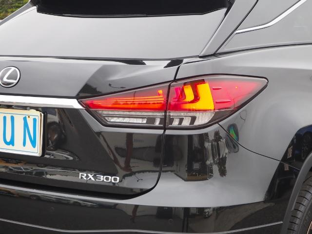 RX300 バージョンL 9千km 1オーナー禁煙車  OPマクレビ OPリヤエンタメ OPパノラマムーンルーフ&ルーフレール OPモデリスタエアロ OP置くだけ充電 OP・AW(74枚目)
