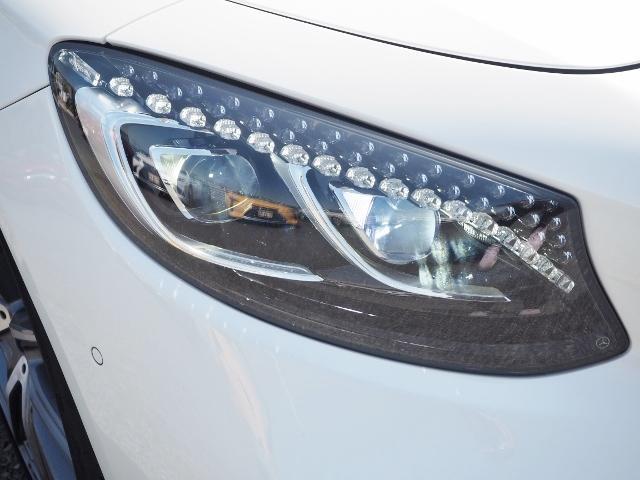 S560 4マチック クーペ AMGライン ワンオーナー禁煙車 OP・レザーエクスクルーシブパッケージ OP・スワロフスキークリスタルパッケージ OP・ブルメスターサウンド レーダーセーフティパッケージ パノラミックルーフ(18枚目)
