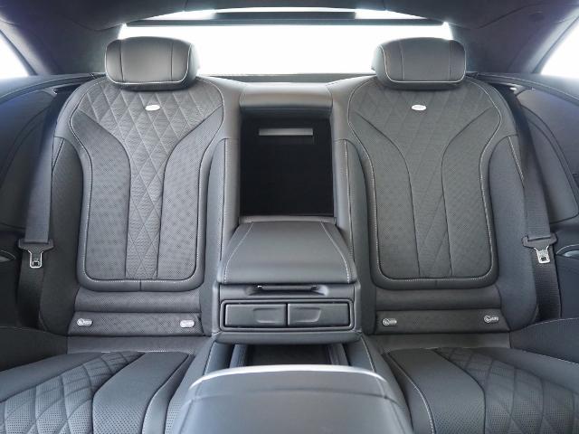 S560 4マチック クーペ AMGライン ワンオーナー禁煙車 OP・レザーエクスクルーシブパッケージ OP・スワロフスキークリスタルパッケージ OP・ブルメスターサウンド レーダーセーフティパッケージ パノラミックルーフ(27枚目)
