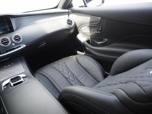 S560 4マチック クーペ AMGライン ワンオーナー禁煙車 OP・レザーエクスクルーシブパッケージ OP・スワロフスキークリスタルパッケージ OP・ブルメスターサウンド レーダーセーフティパッケージ パノラミックルーフ(60枚目)