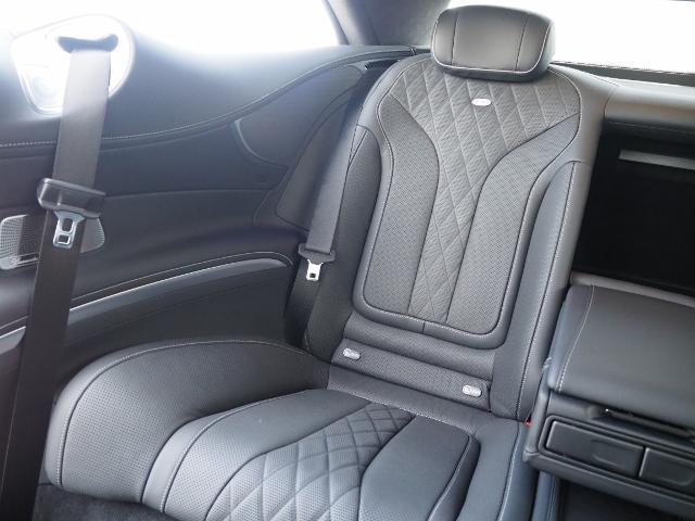 S560 4マチック クーペ AMGライン ワンオーナー禁煙車 OP・レザーエクスクルーシブパッケージ OP・スワロフスキークリスタルパッケージ OP・ブルメスターサウンド レーダーセーフティパッケージ パノラミックルーフ(62枚目)