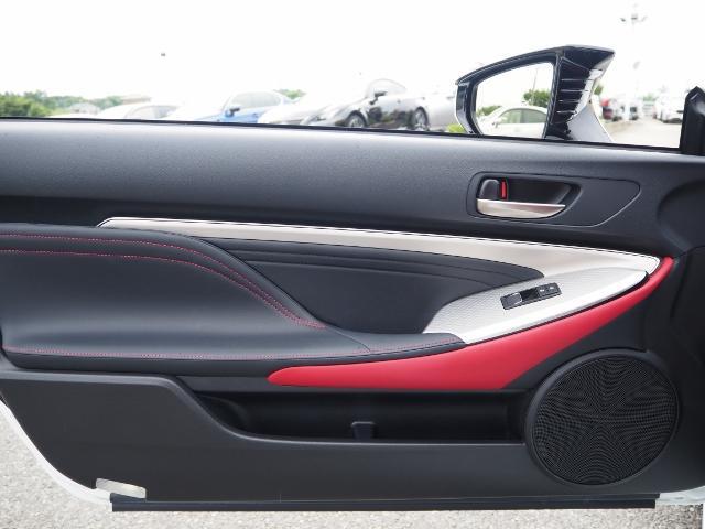 RC350 Fスポーツ 走行1.1万K 1オーナー禁煙 セーフティシステムプラス OP・TRDエアロ&マフラー&ミラーカバー OP・SR OP・三眼LEDライト OP・BSM OP・ソナー OP・キャリパー OP・インパネ(55枚目)