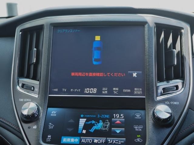 Fバージョン ワンオーナー 禁煙車 セーフティセンス BSM 黒革シート TコネクトSDナビ バックカメラ LEDヘッドランプ OP・18インチAW(34枚目)