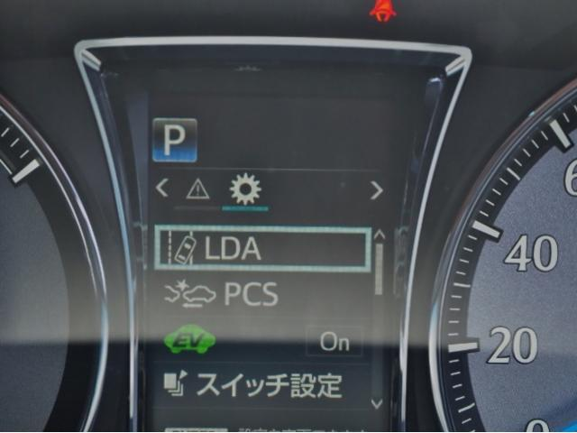 Fバージョン ワンオーナー 禁煙車 セーフティセンス BSM 黒革シート TコネクトSDナビ バックカメラ LEDヘッドランプ OP・18インチAW(39枚目)