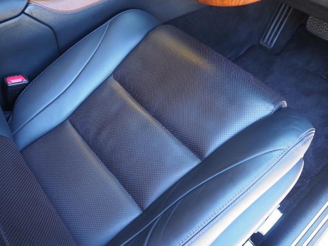 LS600hL エグゼクティブパッケージ 最終型ワイドナビゲーション法人ワンオーナー車 禁煙 OP・革張りインパネ マクレビ リヤエンタメ ワイドSDナビ Bカメラ 前後プリクラ Rクルーズ LKA BSM 黒革 Pトランク(24枚目)
