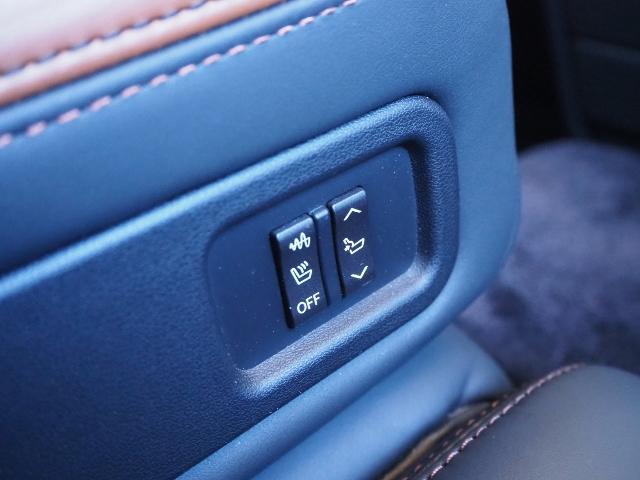 LS600hL エグゼクティブパッケージ 最終型ワイドナビゲーション法人ワンオーナー車 禁煙 OP・革張りインパネ マクレビ リヤエンタメ ワイドSDナビ Bカメラ 前後プリクラ Rクルーズ LKA BSM 黒革 Pトランク(31枚目)