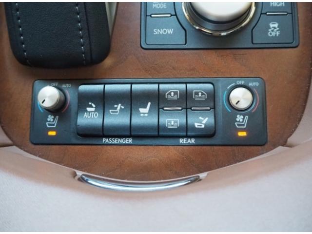 LS600hL エグゼクティブパッケージ 最終型ワイドナビゲーション法人ワンオーナー車 禁煙 OP・革張りインパネ マクレビ リヤエンタメ ワイドSDナビ Bカメラ 前後プリクラ Rクルーズ LKA BSM 黒革 Pトランク(46枚目)