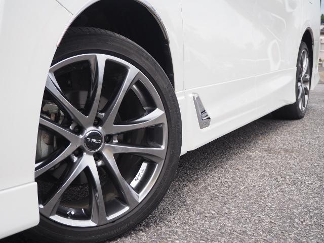 ZR Gエディション ワンオーナー禁煙車 セーフティセンス OP・2SR OP・三眼LED/シーケンシャル OP・JBLリヤエンタメ&全周囲&Dインナーミラー OP・TRDエアロパーツセット OP・TRD19AW 黒革(22枚目)