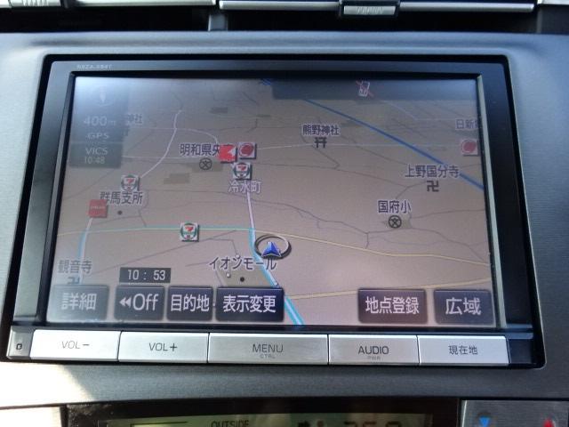 G  SDナビ バックカメラ HIDヘッドライト ETC(10枚目)