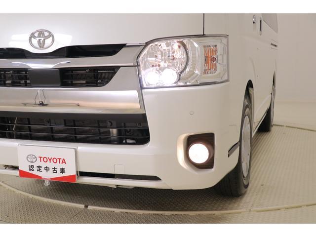 ロングスーパーGL 4WD ラジオ HIDヘッドライト キーレス セーフティーセンス ワンオーナー(8枚目)