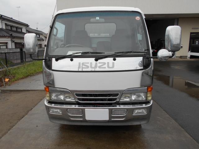 いすゞ エルフトラック ローダーダンプ 最大積載量 3000kg