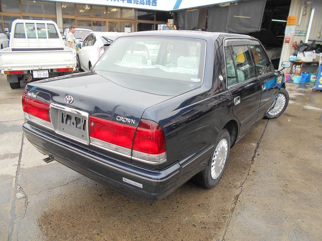 トヨタ クラウン S-DX タクシー LPG LPガス