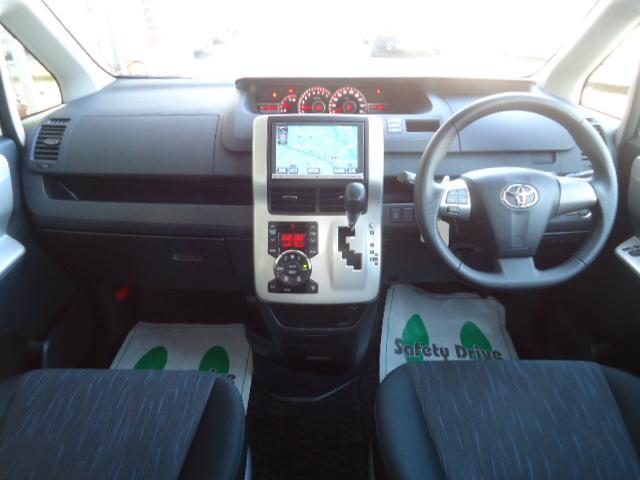 トヨタ ノア Si パワースライドドア HDD フルセグ BC ETC
