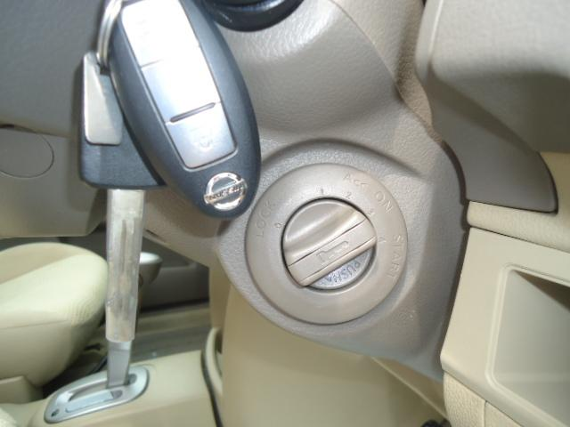 日産 ノート 15G スマートキー CD USB オートライト