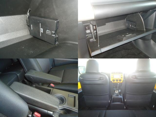 トヨタ FJクルーザー カラーパッケージ 17AW HDD フルセグ BC ETC