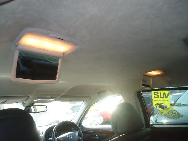 LS600h Iパッケージ HDDナビ バックカメラ ETC スマートキー 黒革シート ステアリングリモコン 運転席・助手席パワーシート 純正アルミ シートヒーター&エアコン エアサス 電動サンシェード パワートランクリット(74枚目)