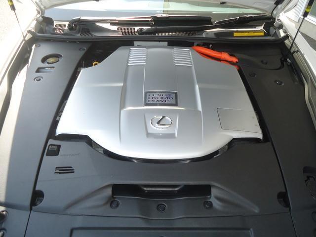 LS600h Iパッケージ HDDナビ バックカメラ ETC スマートキー 黒革シート ステアリングリモコン 運転席・助手席パワーシート 純正アルミ シートヒーター&エアコン エアサス 電動サンシェード パワートランクリット(78枚目)