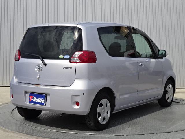 トヨタ ポルテ 130i Cパッケージ HIDセレクション ワンオーナー