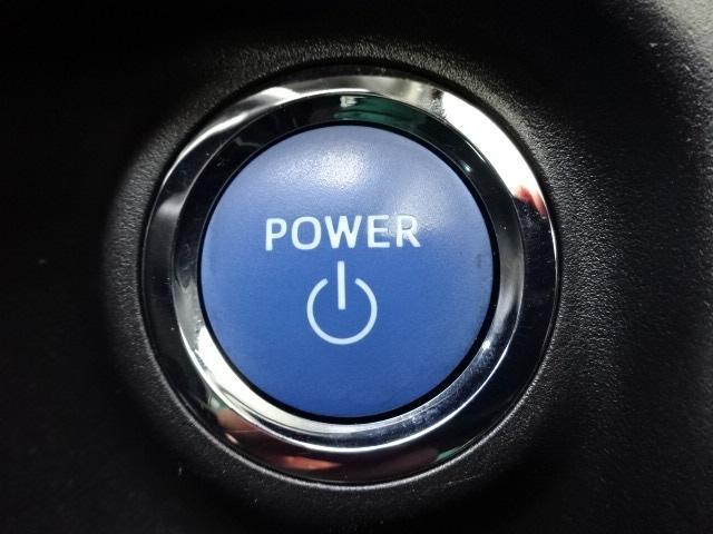 スマートキーを使ってプッシュスタートでエンジン始動!!