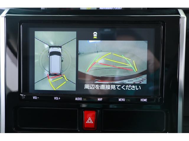 カスタムG-T 純正ナビ フルセグ パノラミックビューモニター LEDヘッドライト クルコン スマアシ3(8枚目)